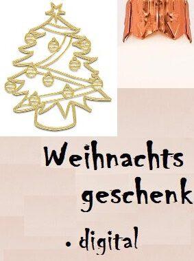 (Weihnachts-)Geschenkideen – persönlich und digital!